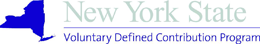 New York State Voluntary Deferred Contribution Plan Logo